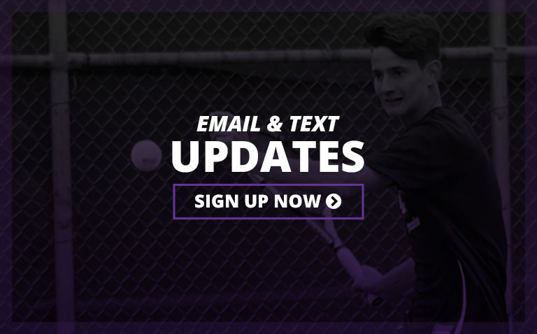 Email & Text Updates
